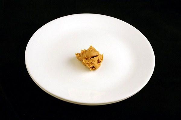 Arašidové maslo 34g
