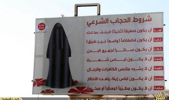 islamské ženy