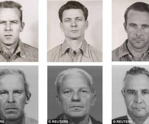 väzni alcatraz
