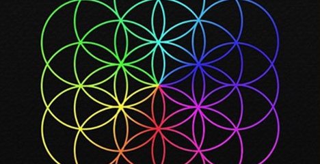 mandala coldplay