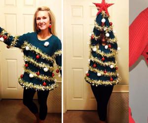 vianočné oblečenie