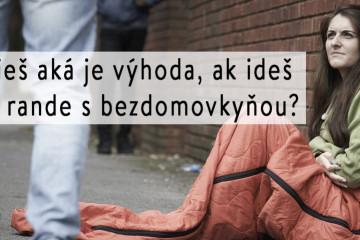 bezdomovkyňa 2