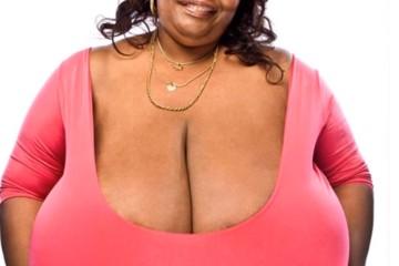 velké prsia