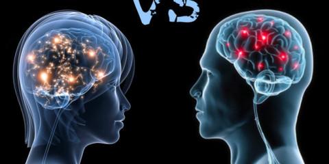 mozog ženy muži