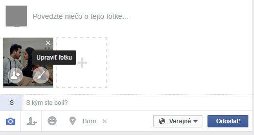 Facebook prichádza