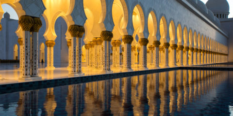 pillars-of-the-sheikh-zayed-mosque