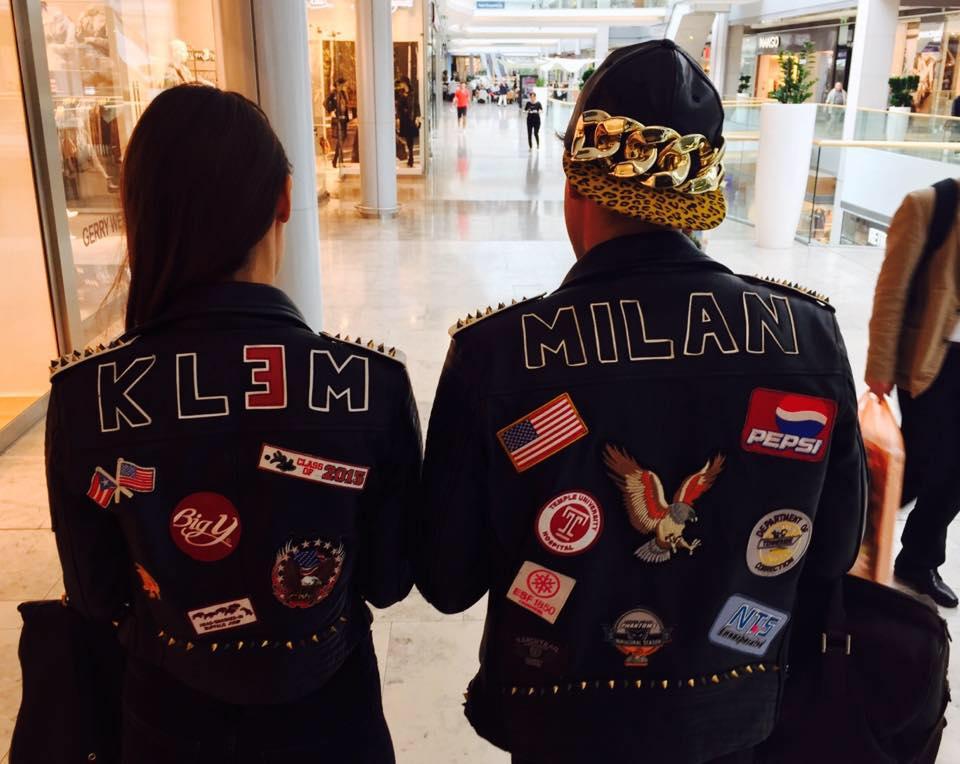 Milan a Klem