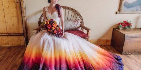 svadobne šaty