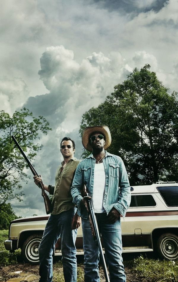 James Purefoy as Hap Collins and Michael Kenneth Williams as Leonard Pine- Hap and Leonard _ Season 1, Gallery - Photo Credit: James Minchin/SundanceTV