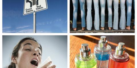 7 škodlivých zvykov