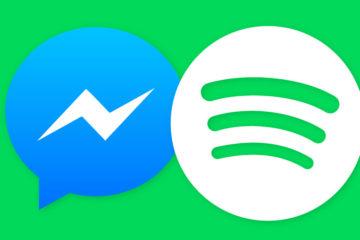 messenger-spotify