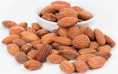 Almonds Roasted Nuts Roasted Salted Nuts