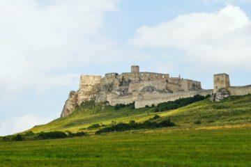 Castle Slovakia Slowakia The Spiš Castle