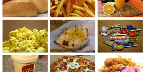 10 potravín