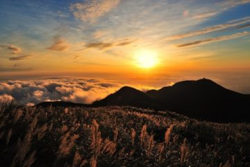 sunset-over-the-mountains-landscape-in-taiwan