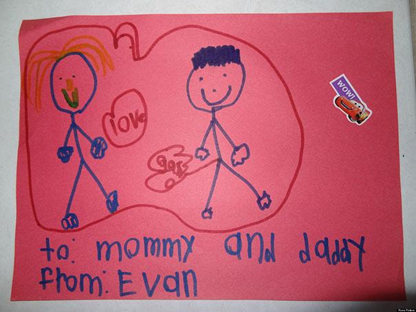 Pre maminu a tatina od Evana