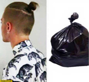 man-bun-looking-like-garbage-bag-comparison