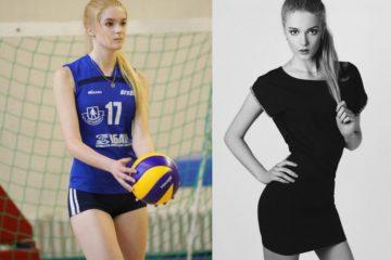 ruska volejbalistka